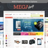 Mega Shop WooCommerce